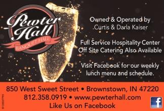 Full Service Hospitality Center