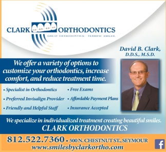 We Specialize In Individualized Treatment Creating Beautiful Smiles