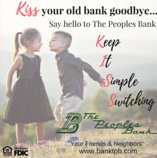 Kiss Your Old Bank Goodbye...