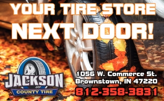 Your Tire Store Next Door!