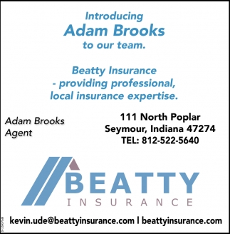 Introducing Adam Brooks To Our Team