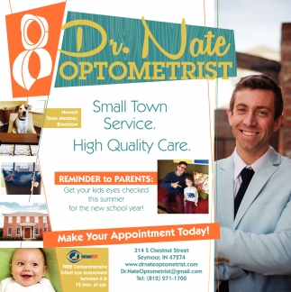 Small Town Service. High Quality Care.