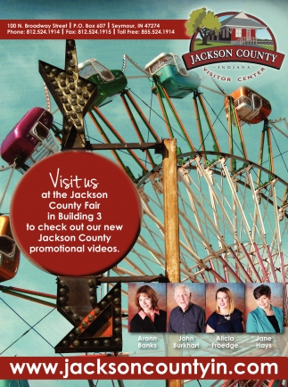 Visit Us At The Jackson County Fair