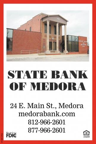 State Bank Of Medora