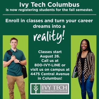 Enroll In Classes And Turn Your Career Dreams Into A Reality!