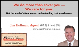 We Do More Than Cover You, We Care For You.