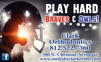 Play Hard Braves & Owls!