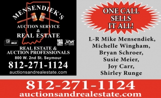 Real Estate & Auction Professionals