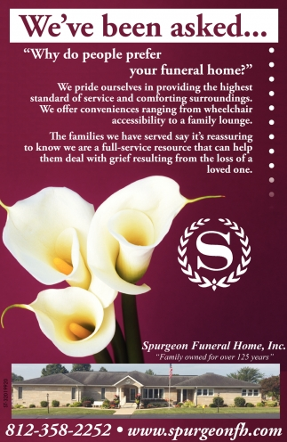 Why Do People Prefer Your Funeral Home?