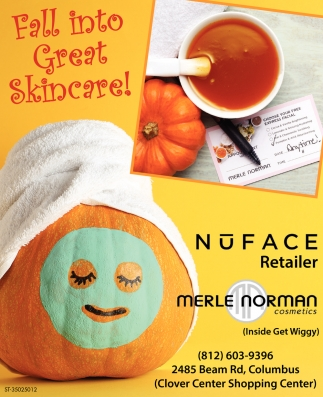 Fall Into Great Skincare!