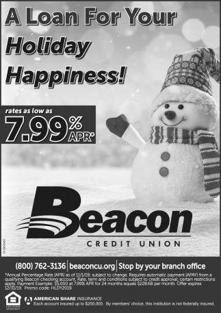 A Loan For Your Holiday Happiness!
