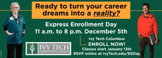 Express Enrollment Day