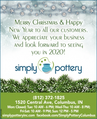 Merry Christmas & Happy New Year To All Our Customers.