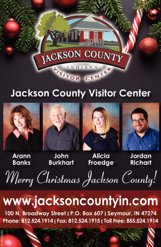 Merry Christmas Jackson County!