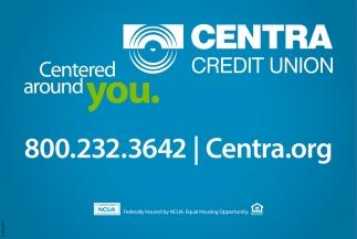 Centered Around You.