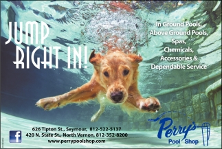 In Ground Pools, Adove Ground Pools, Spas, Chemicals, Accesories