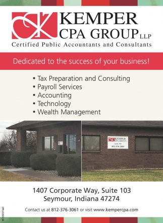 Dedicated To The Success Of Your Business!