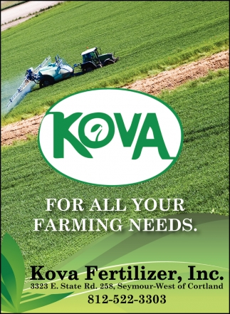 For All Your Farming Needs